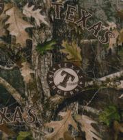 Texas Rangers Fleece Fabric-True Timber, , hi-res