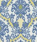 Home Decor 8\u0022x8\u0022 Fabric Swatch-Bedazzle Blue Sky