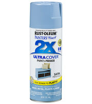 Painter's Touch 2X Ultra Cover Paint & Primer Satin Spray Paint, , hi-res