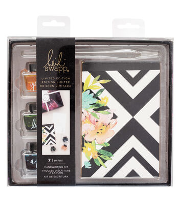 Heidi Swapp Handwrite Bright Kit