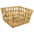 Large Wooden Reed Basket