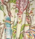 P/Kaufmann Multi-Purpose Decor Fabric 54\u0027\u0027-Bronte Hibiscus