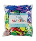 Little Makers Bulk Large Adhesive Alphabet-Primary