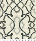Home Decor 8\u0022x8\u0022 Fabric Swatch-P/K Lifestyles Linked SD Noir