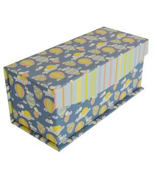 Organizing Essentials X-Small Fliptop Storage Box-Twinkle Twinkle