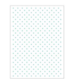 Park Lane A2 Embossing Folder-Mini Dots