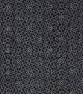 Keepsake Calico Cotton Fabric-Tiles Black