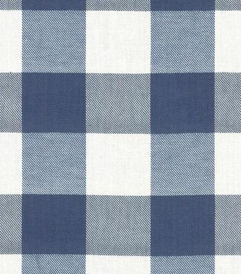 "Upholstery Fabric 54""-Partita Navy"
