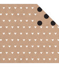 Kaisercraft Mix & Match Tiny Hearts Double-Sided Cardstock