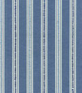 Waverly Upholstery Fabric 54\u0022-Emmaline/Bluejay