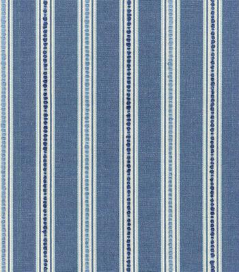 "Waverly Upholstery Fabric 54""-Emmaline/Bluejay"