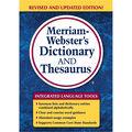 Merriam-Webster Merriam-Webster\u0027s Dictionary and Thesaurus