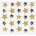 Jolee's Boutique Repeat Stickers-Gold Stars