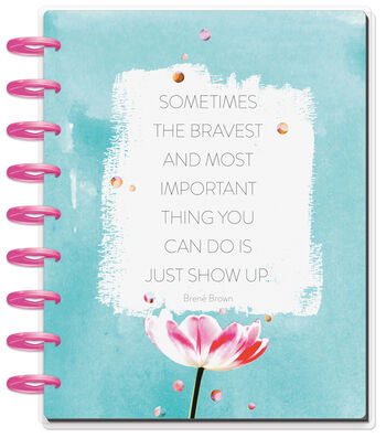 Happy Planner 12 Month Classic Planner-Just Show Up