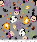 Tsum Tsum Halloween Flannel Fabric 42\u0022-Specstackular