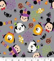 "Tsum Tsum Halloween Flannel Fabric 42""-Specstackular, , hi-res"