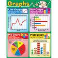 Carson-Dellosa Graphs Chart 6pk