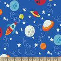 Outerspace Print Fabric