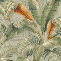 Home Decor 8\u0022x8\u0022 Fabric Swatch-Tommy Bahama Palmier Nutmeg