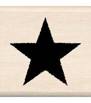 Inkadinkado Star Stamp, , hi-res