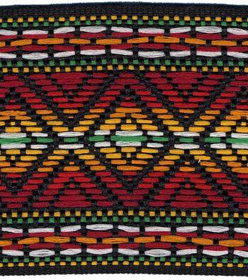 "2"" Aztec Band trim"