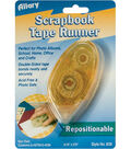 Allary 5/16\u0022x275\u0022 Scrapbook Tape Runner-Repositional