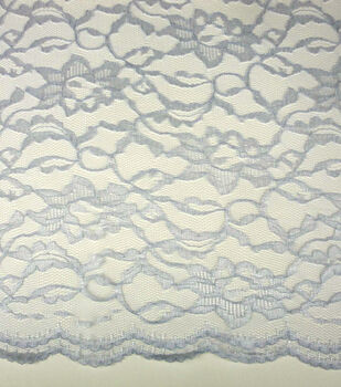 Casa Collection Lace Fabric -Gray Dawn