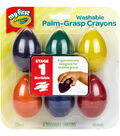 Crayola My First Washable Egg Crayons