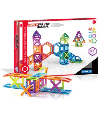 PowerClix, 100-piece Educational set