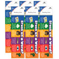 Reading Clues Bookmarks, Grade 1-5, 30 Per Pack, 6 Packs