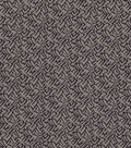 Keepsake Calico Cotton Fabric 44\u0022-Check Charcoal