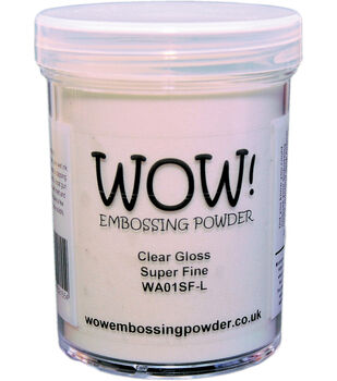 Clear -wow! Embossing Pwdr