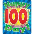Carson Dellosa Happy 100th Day Stickers 12 Packs