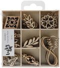 Themed Mini Wooden Flourishes-Be You