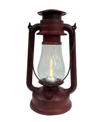 Camp Ann Camp Lantern-Red