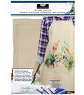 Royal Langnickel Nylon Canvas Apron-Beige