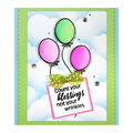 Stampendous Perfectly Clear Stamps-Birthday Fun