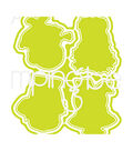 Stamping Bella 4 pk Cut it Out Dies-Squidgy Pals