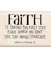 Inkadinkado Faith Is Stamp, , hi-res