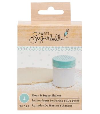 Sweet Sugarbelle 2.63''x3.25'' Flour & Sugar Shaker
