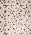 Home Decor 8\u0022x8\u0022 Fabric Swatch-Eaton Square Sheila Peacock & Emerald
