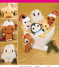 Simplicity Patterns Us8035Os-Simplicity Stuffed Animals And Ornaments-One Size