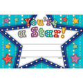 Teacher Created Resources Marquee You\u0027re a Star Awards, 25/Pack