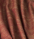 P/K Lifestyles Upholstery Fabric 56\u0027\u0027-Midlands Rhubarb