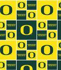 University of Oregon Ducks Cotton Fabric 43\u0027\u0027-Block