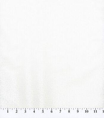 Keepsake Calico Cotton Fabric 45''-White Floral Vine