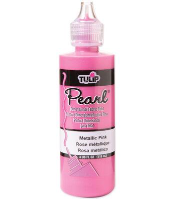 Dfpt 4oz Pearl Metallic Pink