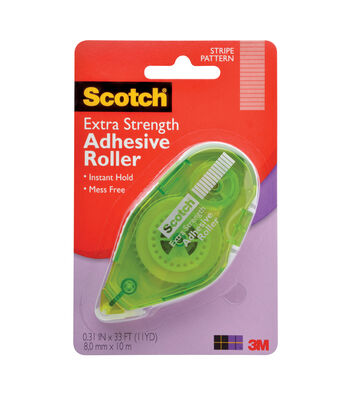 Scotch Extra Strength Adhesive Roller