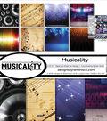 Reminisce Collection Kit 12\u0022X12\u0022-Musicality
