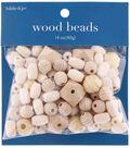 hildie & jo 14 oz. Assorted Wood Beads
